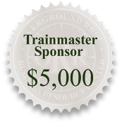 ORR BBM/M2M Golf Tournament Tier 5 - Trainmaster  Sponsor